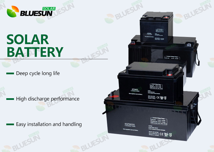 2V 200AH Best Rechargeable aa Batteries