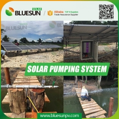 solar water pumping system pdf