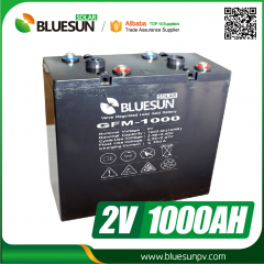 Deep Cycle Battery GEL 2V 1000AH Rechargeable Cell Price