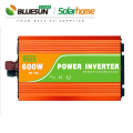 bluesun off grid 600w dc to ac power inverter inverter gelombang sinus murni 0.6kw