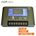 pwm 30a 40a 50a 60a solar charger controller