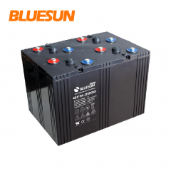 2V 2000ah AGM best rechargeable battery type