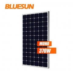 370 w 380 w 390w mono solar panel 370 watt 72 cells 36v monocrystalline pv modules for solar system
