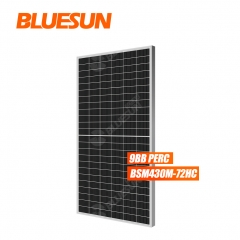430 watt 430w half cell solar pv panel